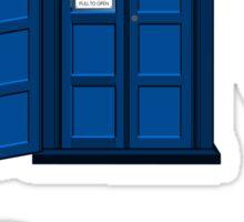 Portal Who Sticker