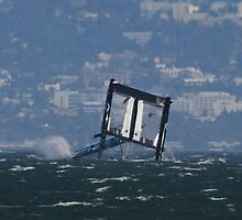 Oracle AC72 Capsize II by fototaker