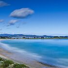 East Beach panorama - Low Head Tasmania by fotosic