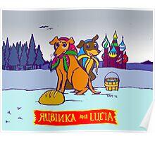 Rubinka and Lucia Poster