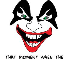 Savage Clown by dragonstudios
