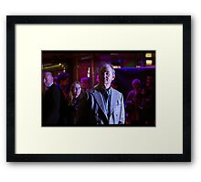 For A Relaxing Time.. Framed Print