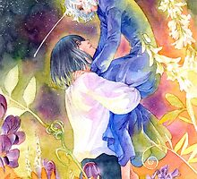 Howl's Moving Castle by Optimistic  Sammich