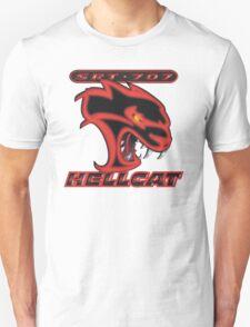 Hellcat - Red & Black T-Shirt