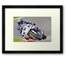 Chris Walker BSB Framed Print
