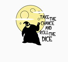 Bau bau - Take the chance and roll the dice Unisex T-Shirt