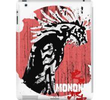 Princess Mononoke - Godzilla version  iPad Case/Skin