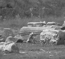 Remains Cradled in Spring by M-EK