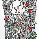 Angel Natural by Sabine Jacobsen [SJArt]