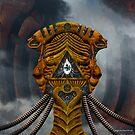 Templum Luminarium 001 by Karl David Hill