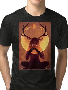Broken Halo Tri-blend T-Shirt