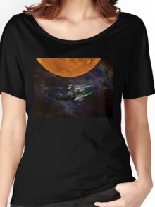 Get aboard the ship of the future Women's Relaxed Fit T-Shirt