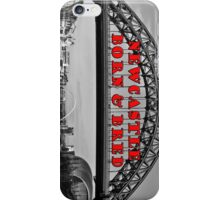 Born & Bred iPhone Case/Skin