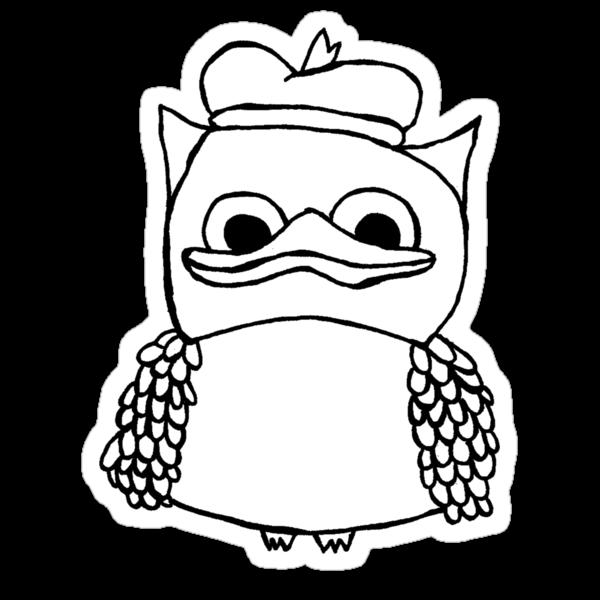 Dolan Owl by annieclayton
