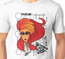 Red Red Red Unisex T-Shirt