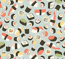 Yummy Sushi! by lodesign