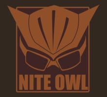 Watchmen - Nite Owl by metacortex