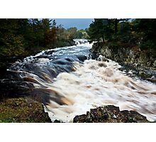 Low Force - River's bend Photographic Print