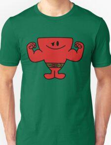 Funny workout cartoon Unisex T-Shirt