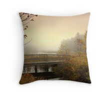 Quiet Moments Throw Pillow