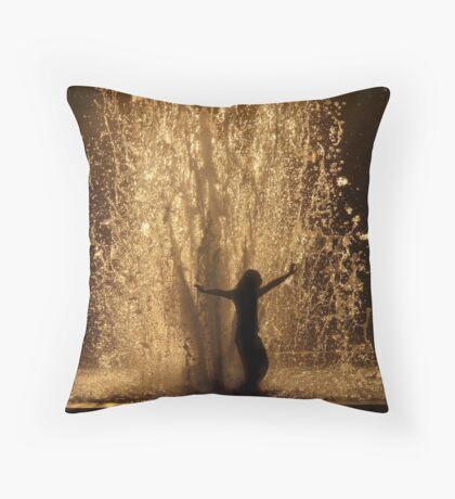 Simple Joy... Throw Pillow