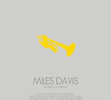 MILES DAVIS - The 'Prince of Darkness' by Mark Hyland