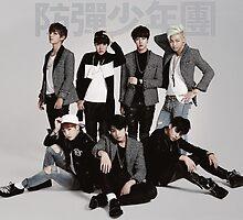 BTS/Bangtan Sonyeondan - Japan Photoshoot #2 by skiesofaurora