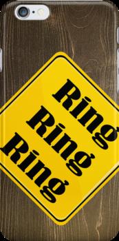Ring Ring Ring by Andreas  Berheide