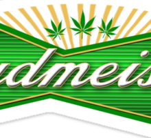 Budmeister Sticker