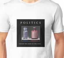Poison Politics Unisex T-Shirt