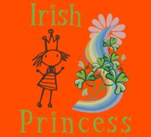 Irish Princess Kids Clothes