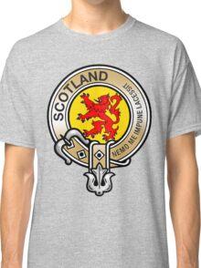 Scotland Lion Rampant Crest Classic T-Shirt