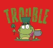 Irish Trouble Kids Clothes