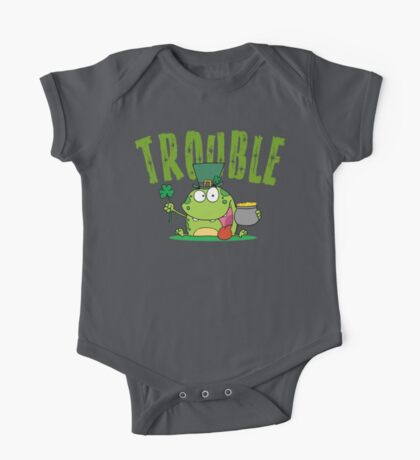 Irish Trouble One Piece - Short Sleeve