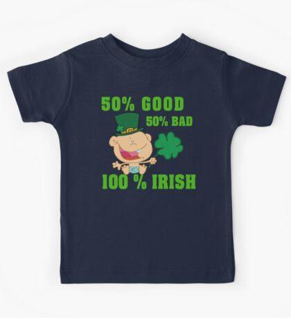 Irish Baby Kids Tee
