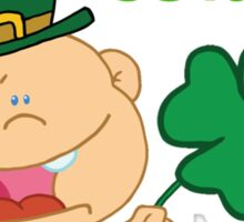 Irish Baby Sticker