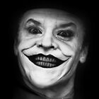Joker,Jack Nicholson, Actor by fine-art-prints