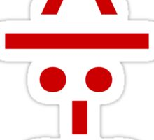 Santa with Beard Smiley Emoticon Sticker