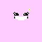 Bandage Girl Face Pixels by Ollie Chanter