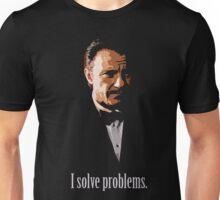 Mr. Wolf. Problem Solver. Unisex T-Shirt