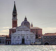 Basilica of San Giorgio Maggiore by Tom Gomez