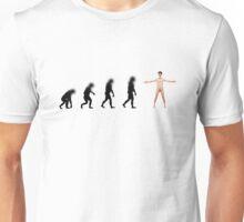 99 Steps of Progress - Facebook Unisex T-Shirt
