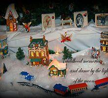 Childhood Memories by Judi Honiker