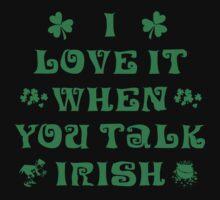 Talk Irish To Me Kids Clothes