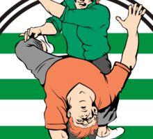 Fighting Irish Sticker