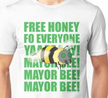 Mayor Bee! Unisex T-Shirt