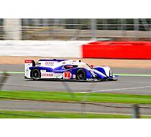 Toyota Racing No 7 Photographic Print