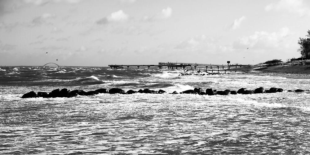à la plage by Falko Follert