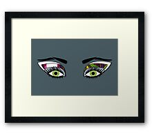 Fairy Eyes Framed Print