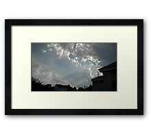 Fall 2012 Collection 4 Framed Print
